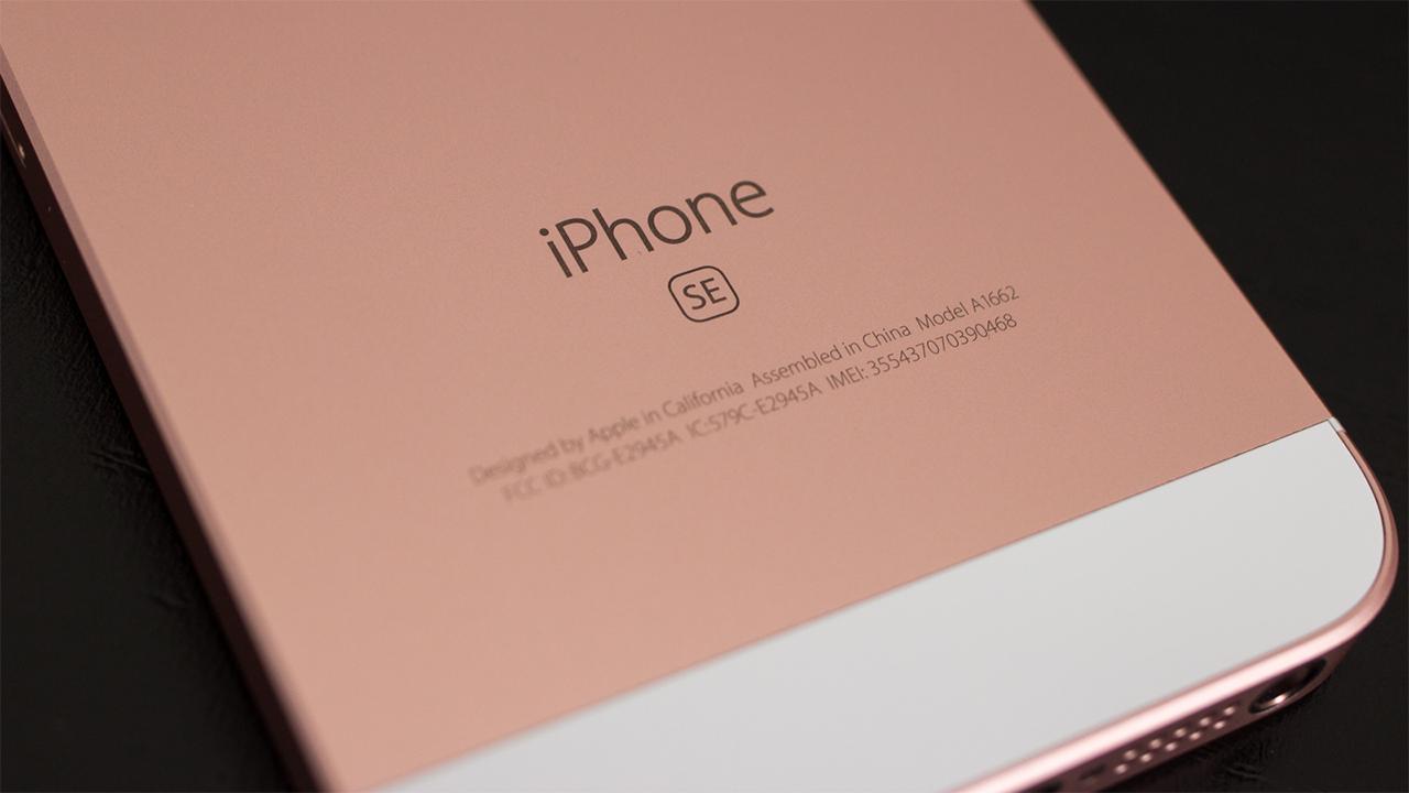 Il nuovo iPhone SE potrebbe essere spedito nel primo trimestre del 2018