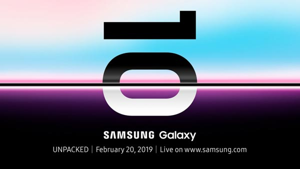Samsung Galaxy S10 prezzi Italia