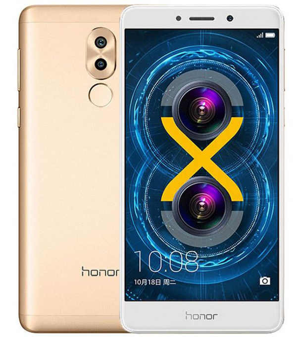 Huawei Honor 6X annunciato ufficialmente: specifiche e prezzi