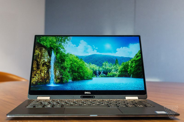 Dell XPS 13, il convertibile 2-in-1