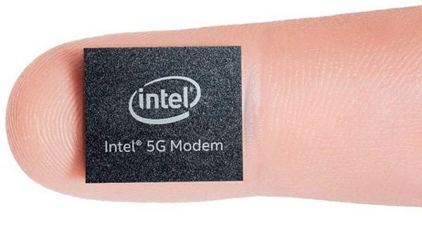 Intel 5G Apple