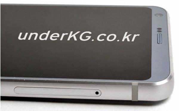 LG G6 svelata prima immagine ufficiale?