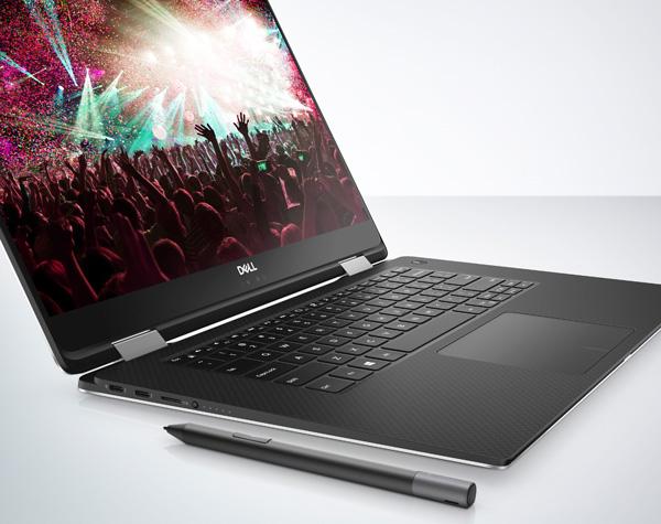 CES 2018, Dell lancia il nuovo XPS 15'' 2 in 1 convertibile