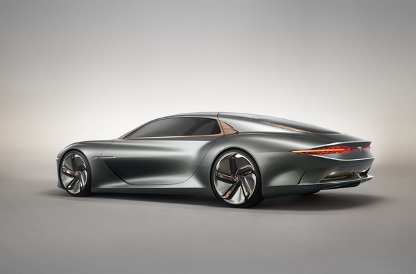 automobili bentley concept
