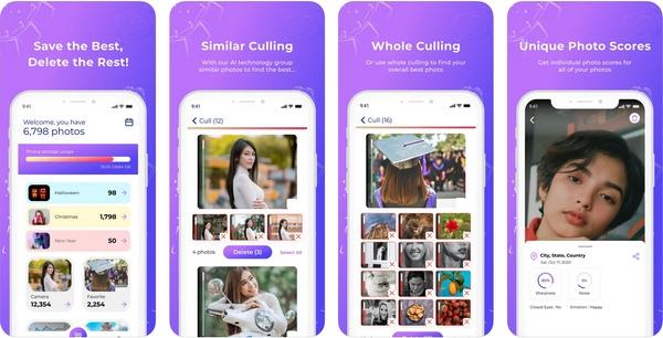 Canon Photo Culling app