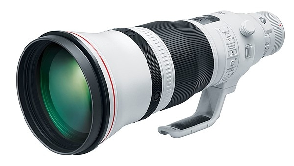 Canon 600 mm ef