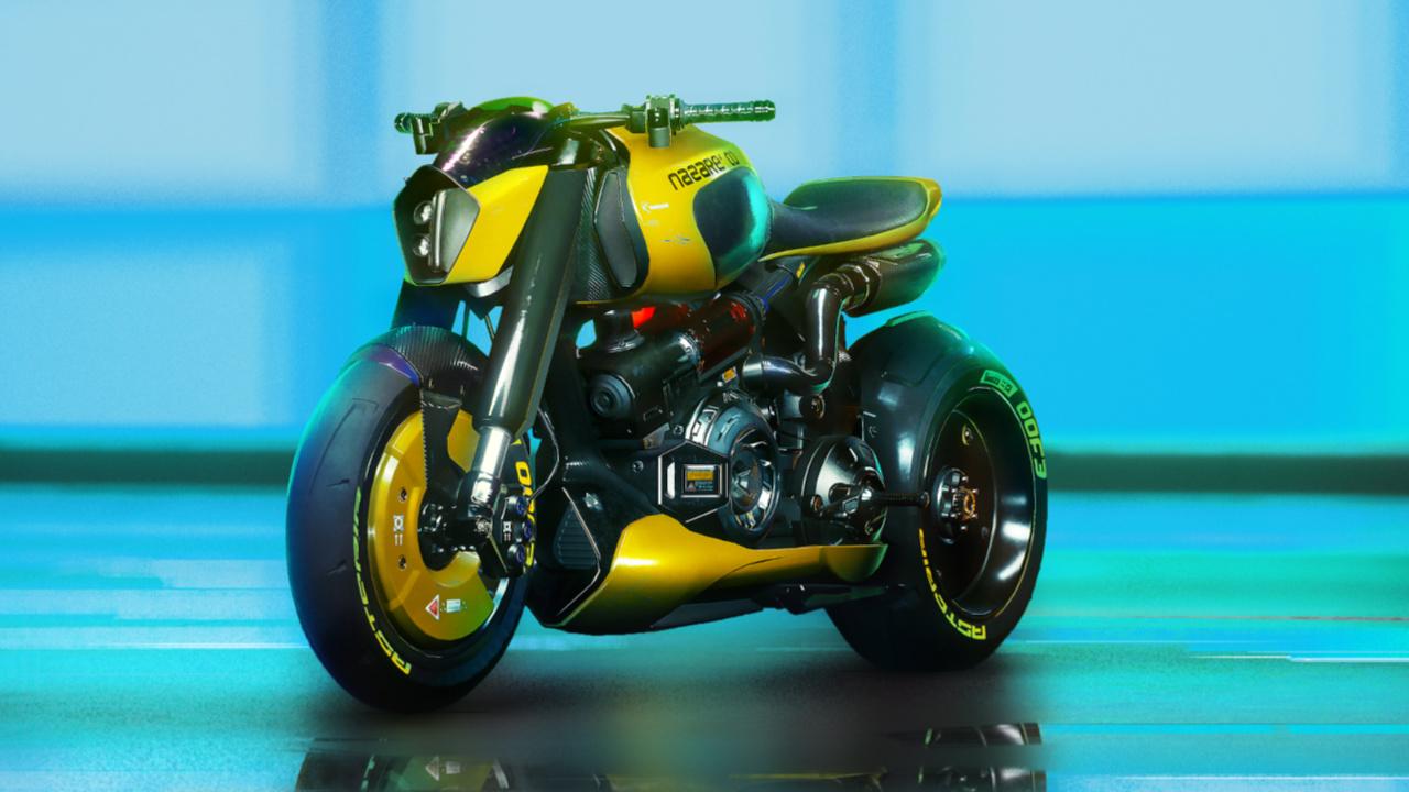 cyberpunk 2077 arch moto