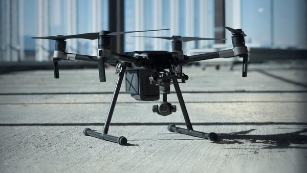 droni aeroporto londra