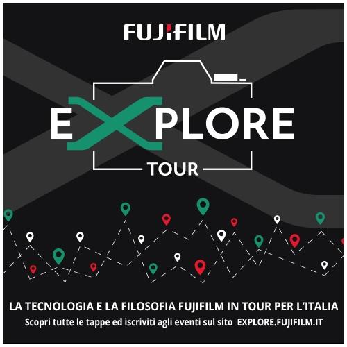 Fujifilm eXplore Tour