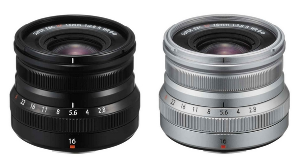 Fujinon XF 16 mm F/2.8