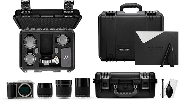 Hasselblad Kit X1D Field