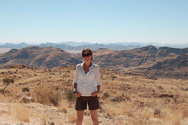 Heather Campbell racconta l'esperienza del  Baboon Spider Atlas