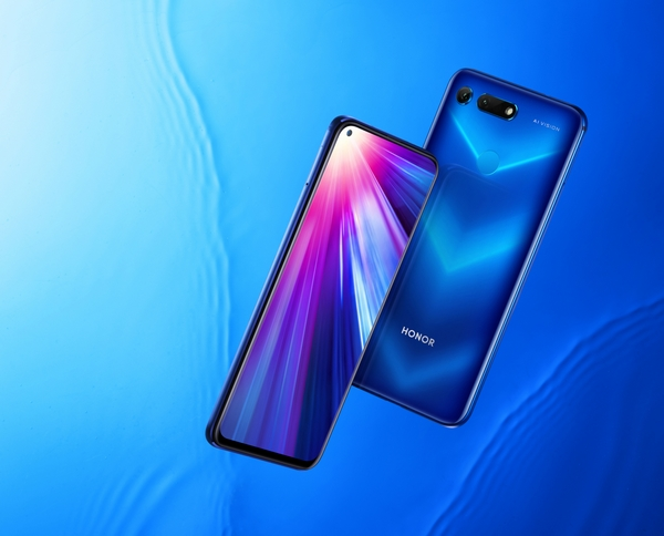 Honor View 20 ufficiale