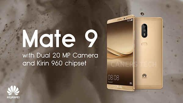 Huawei Mate 9 in arrivo a novembre con 6 gigabyte di RAM?
