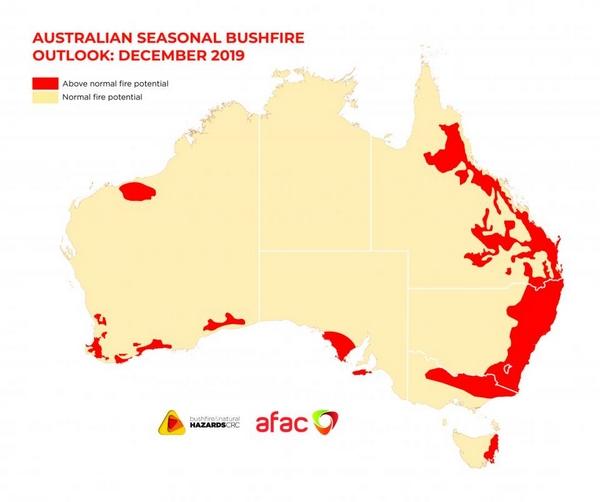 incendi in australia 2020