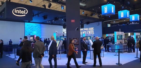 Intel 5G both MWC 2019