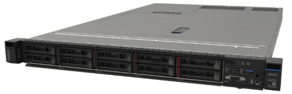 lenovo thinksystem server