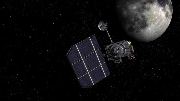 NASA LRO Luna