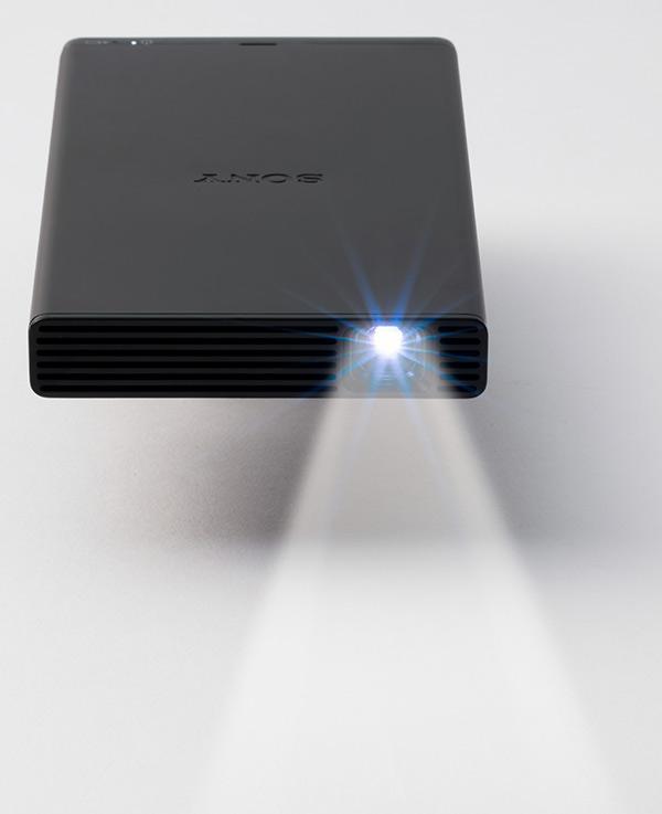 Sony presenta il proiettore tascabile Sony MP-CD1