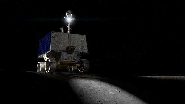NASA VIPER 2019