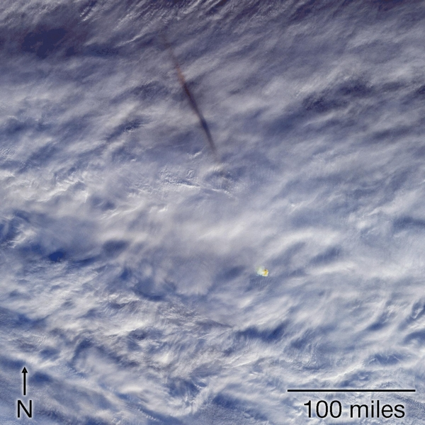 NASA meteorite