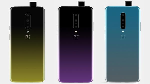 Colorazioni OnePlus 7