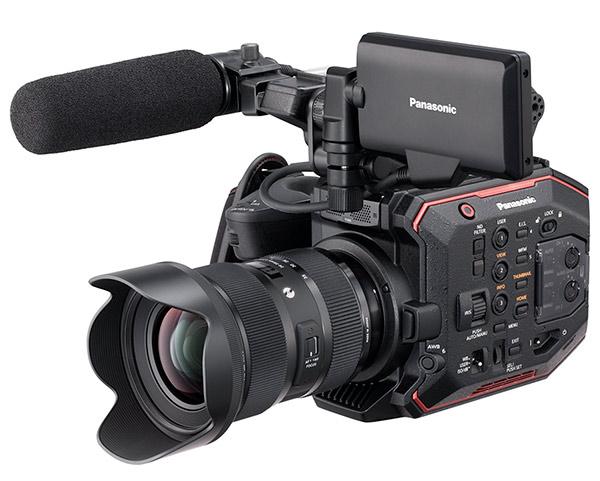 Panasonic AU-EVA1 5,7K