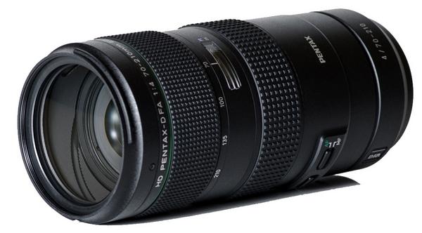 ricoh pentax obiettivi fotocamere