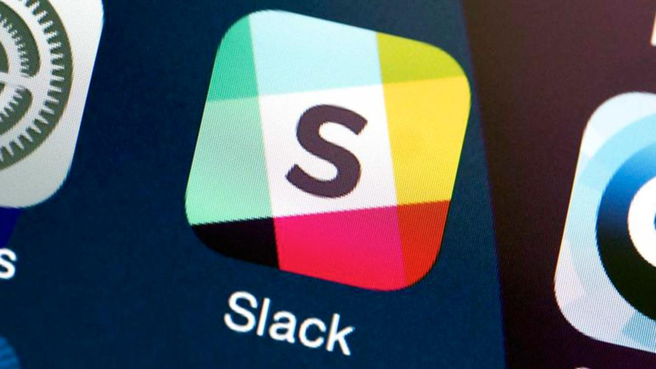 slack mobile