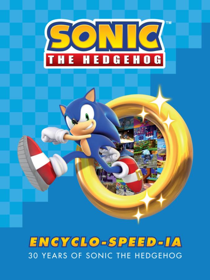 sonic encyclospeedia 30 anniversary