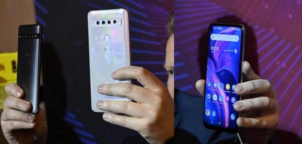 smartphone ces 2020