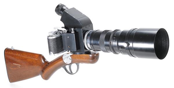 Soviet GOI Rifle Camera - Fotocamera Fucile
