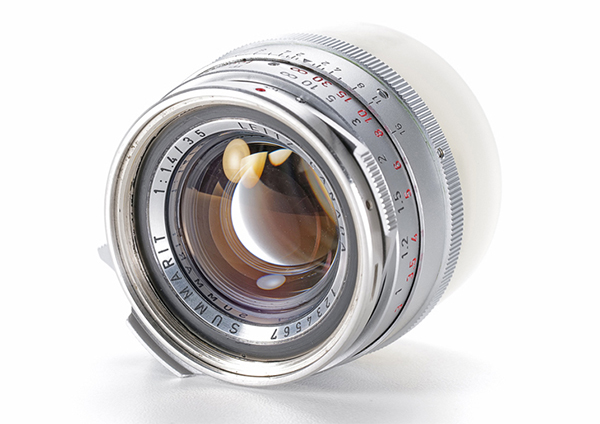 WetzlarCameraAuction.summilux-leitz-35mm