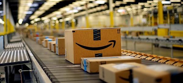 Amazon consegna pacchi