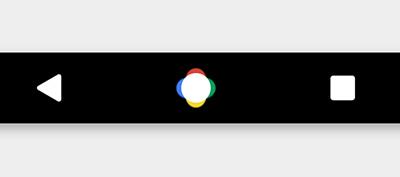 Android N, tasti di navigazione