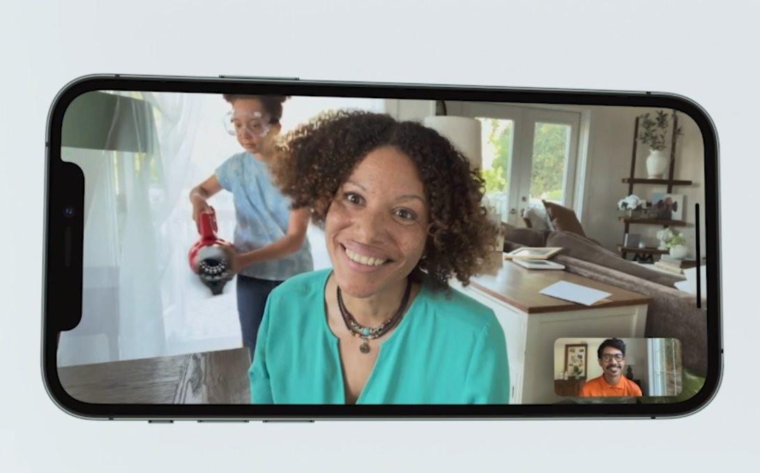 apple facetime voice isolation