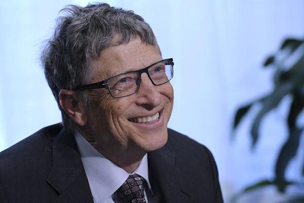 Bill Gates, l'uomo più ricco del mondo