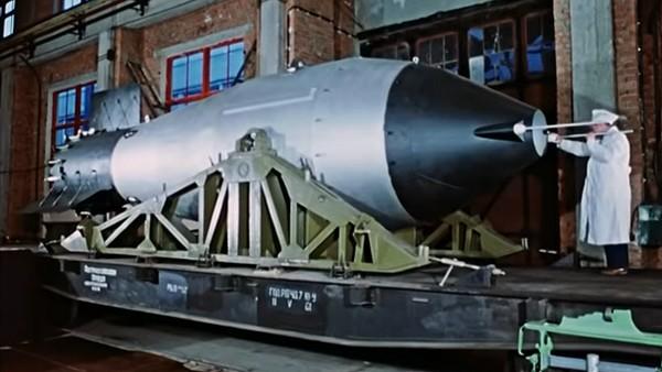 bomba nucleare tzar