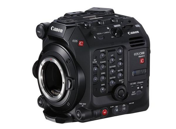 Canon EOS c500 mkII