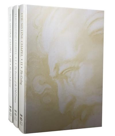cappella sistina arte foto libro