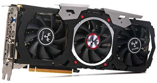 Colorful GeForce GTX 1070