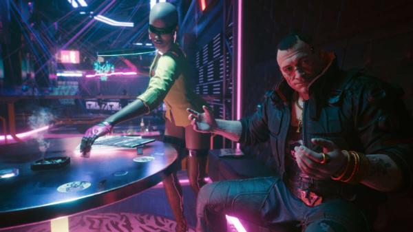 cyberpunk 2077 jackie screenshot