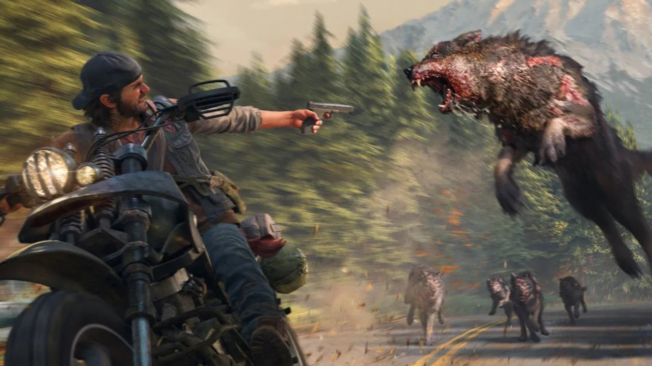 days gone ps plus ps4