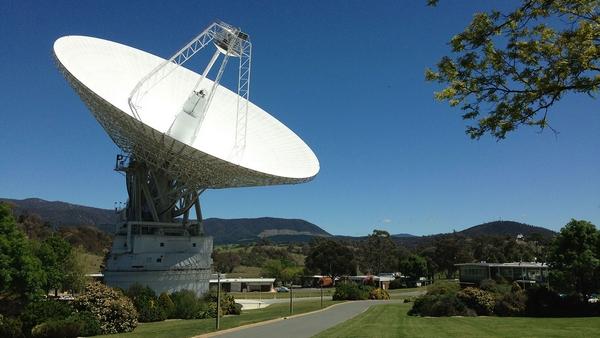 deep space network australia