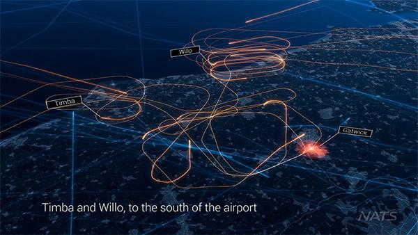Traffico aereo sospeso a Gatwick per l'avvistamento di un drone