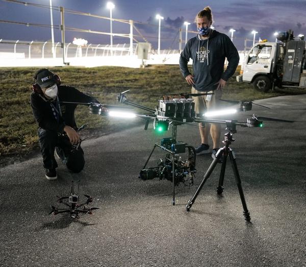 droni fpv gara