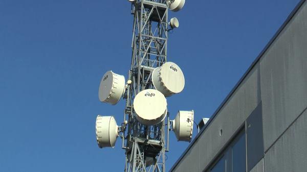 Le antenne di EOLO