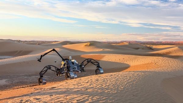 ESA mars rover 2020