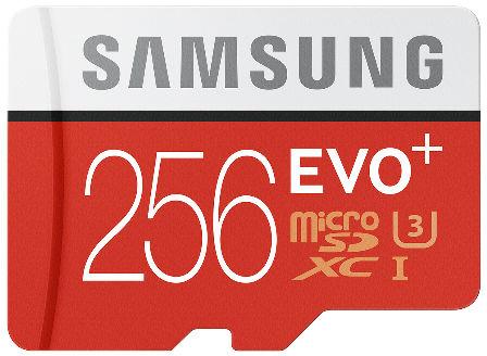 Samsung EVO 256GB