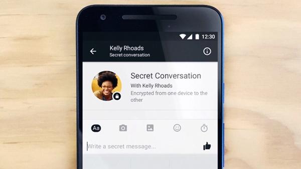 Facebook crittografia end-to-end e conversazioni segrete